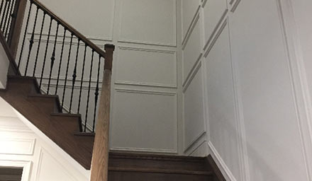 wainscoting installation services toronto