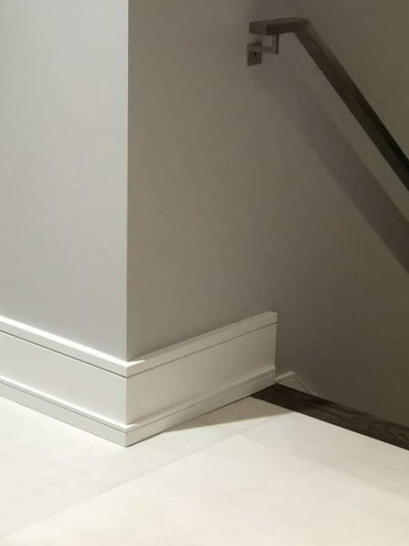 baseboards trim installation service toronto