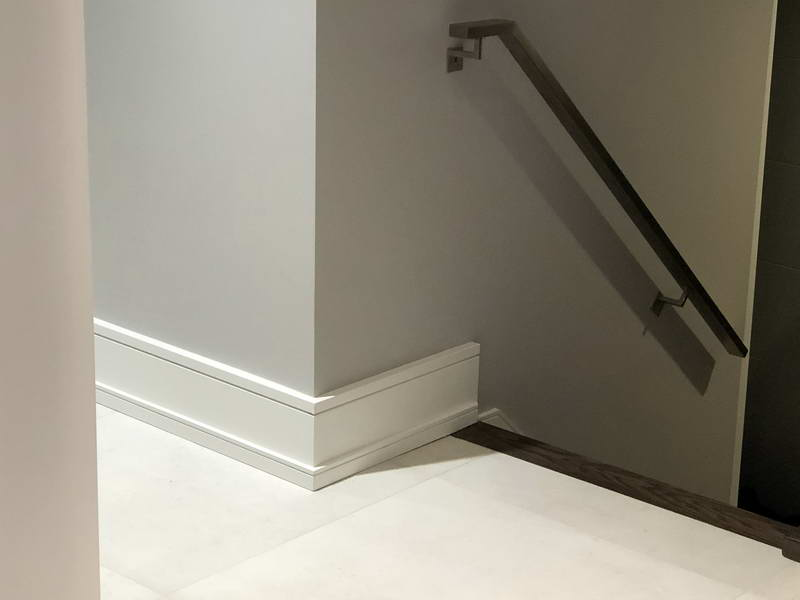 custom baseboards trim toronto