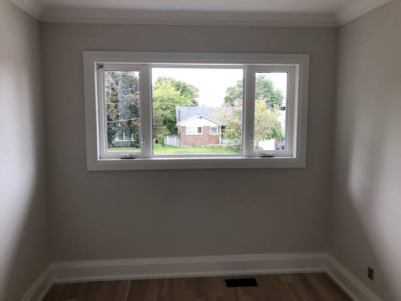 luxury window casing toronto