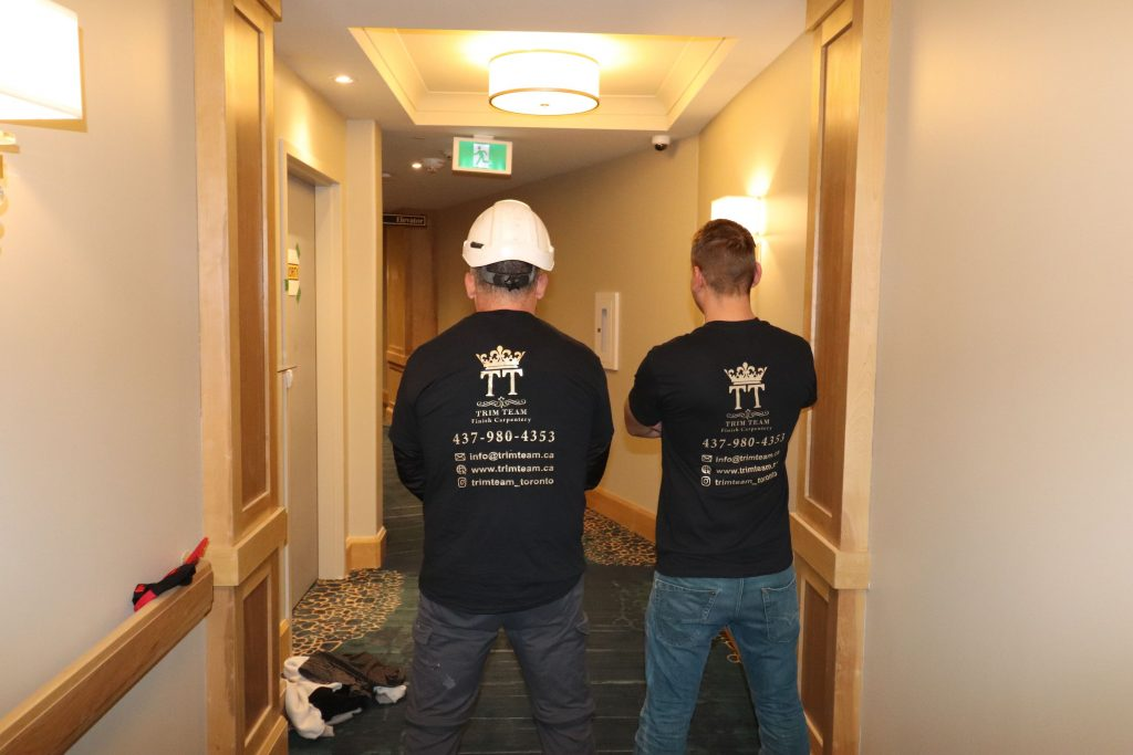 trim team crown moulding toronto