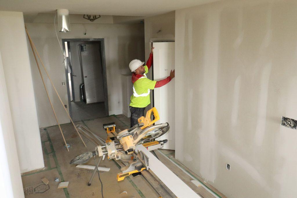 Interior Doors Installation Company