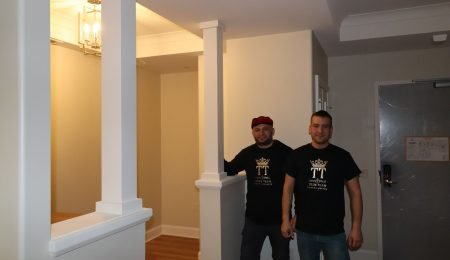 Interior Columns by trim team